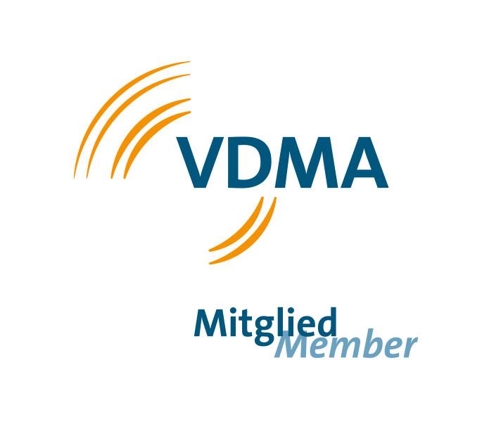 Mitglied im europäischen Branchenverband VDMA