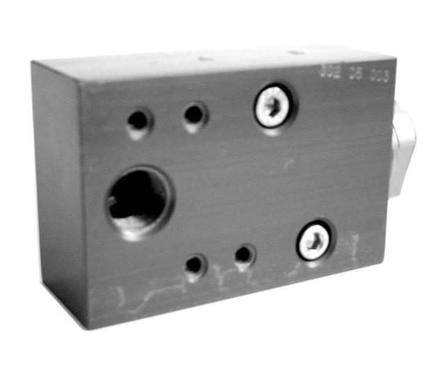 Umluftblock,  Typ ULB-046-300